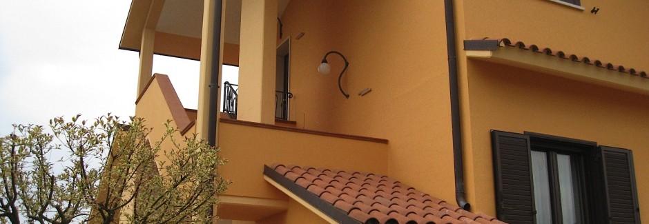 Paolo secondi pittura d 39 interni ed esterni - Pittura esterna casa ...