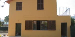 Paolo secondi pittura d 39 interni ed esterni - Tinteggiatura esterna casa ...